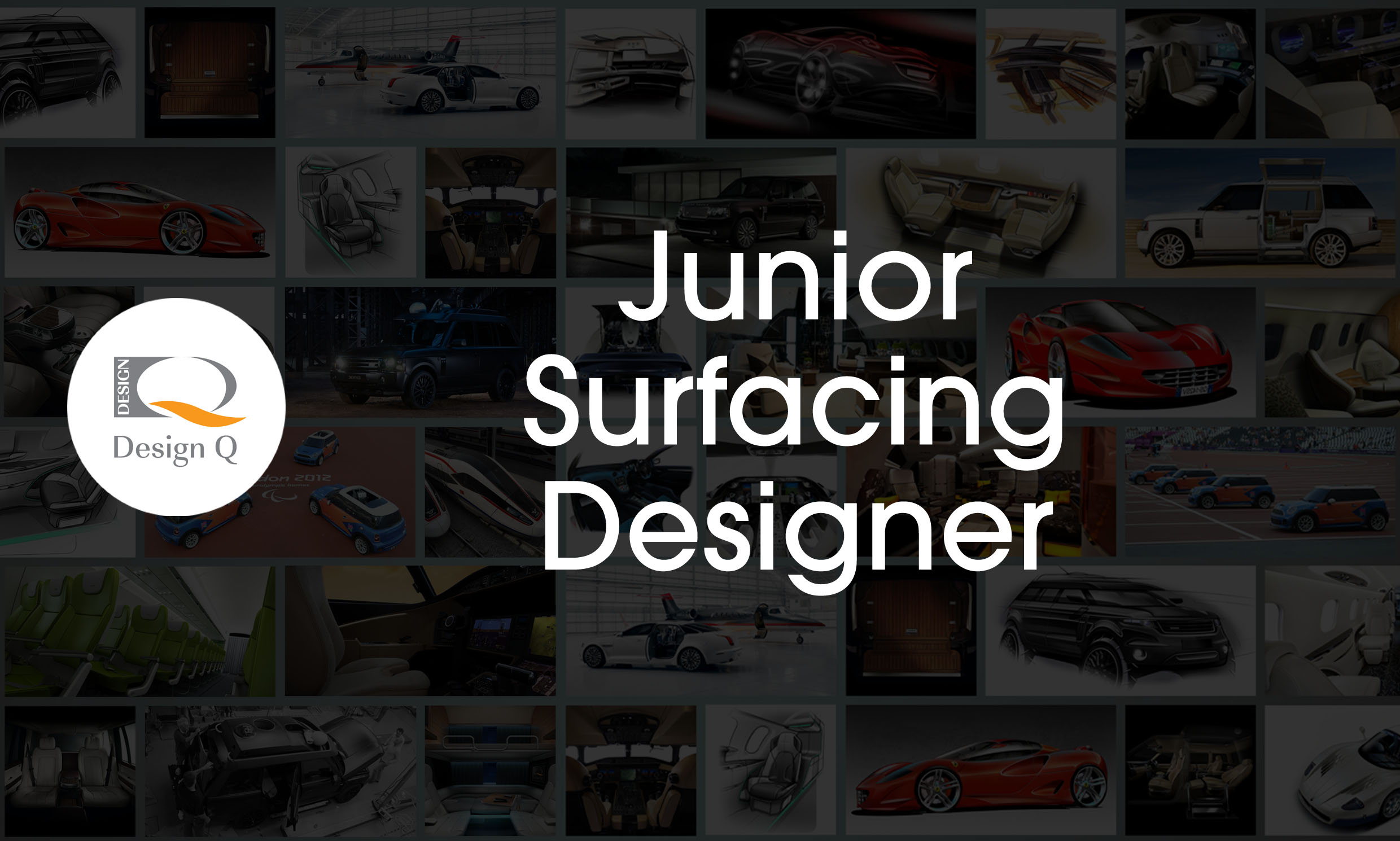 Junior Surfacing Designer