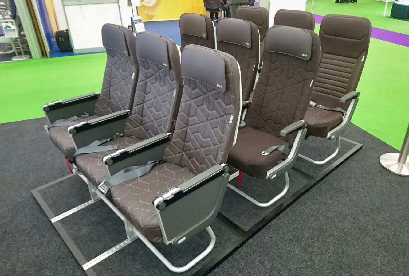 Pitch PF2000 Economy Seat