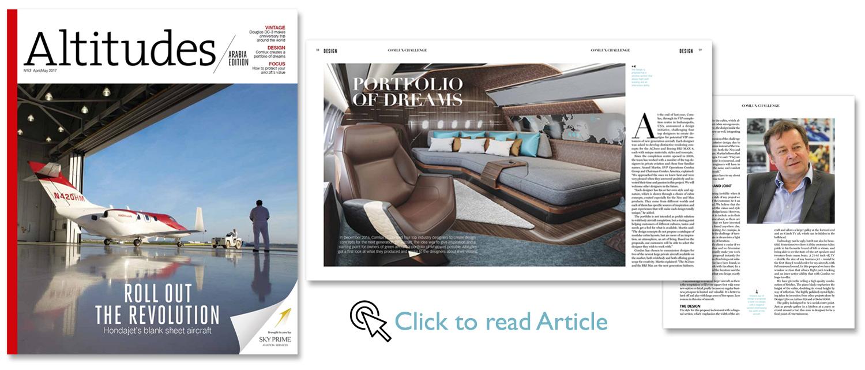 Altitudes Magazine Comlux
