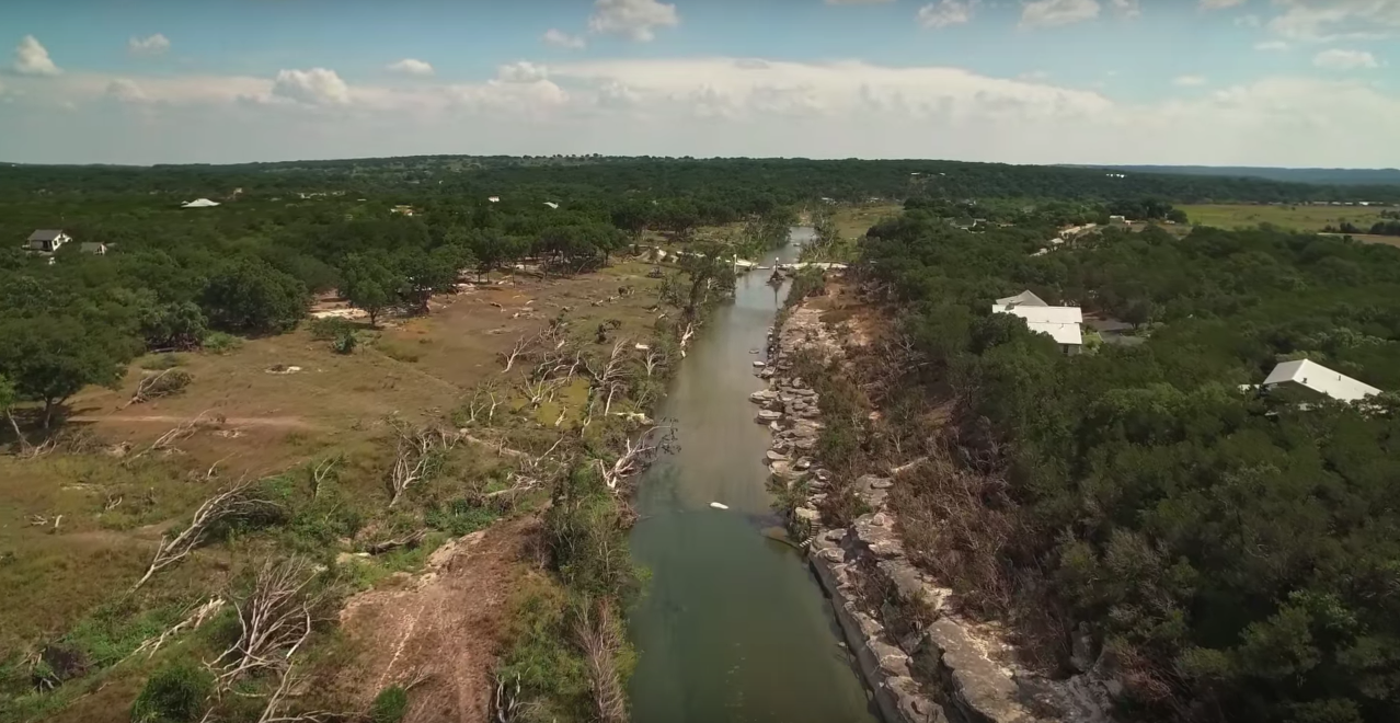 Torrent on the Blanco: Postcards from Climate Change
