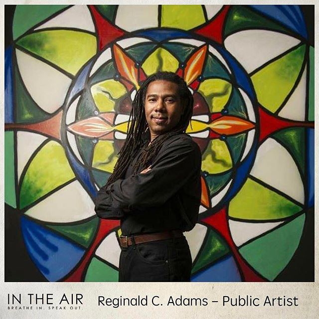 Artist Spotlight: Reginald Charles Adams Reginald is a public artist, artrepreneur and community developer who has facilitated the design, coordination and production of over 200 public art projects over the last 20 years. He is best known for his award winning tile mosaic murals, sculptures and art installations, which are strategically located in some of Houston's most historic and under served neighborhoods. In 2010, the Houston Press honored Reginald with their annual Mastermind Award recognizing creative professionals who make a significant impact on the city of Houston through the arts. He was also recently honored by the Houston Business Journal as one of Houston's 2012 top 40 Under 40 business executives.  Please donate to our Kickstarter so we can feature Reginald's amazing talent in our film! Link in bio!  #environmentaljustice #spokenword #documentary #contemporarydance#gulfcoast #film