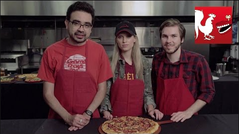 Rooster Teeth: Rooster Teeth's Official RT Podcast Pizza!