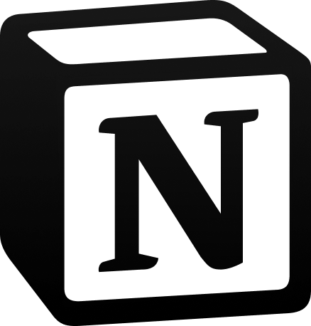 Find Notion at  notion.so