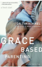 A parenting style that mirrors Gods love, reflects His forgiveness, and displaces fear as a motivator for behavior. As we embrace the grace God offers, we begin to give it-creating a solid foundation for growing morally strong and spiritually motivated children.
