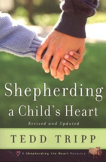 Shepherding a Child's Heart is about how to speak to the heart of your child. The things your child does and says flow from the heart (Luke 6:45) This insightful book provides perspectives and procedures for shepherding your child's heart into the paths of life.
