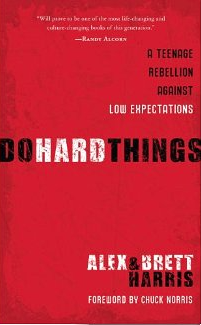 Most people don't expect you to understand what we're going to tell you in this book. And even if you understand, they don't expect you to care. And even if you care, they don't expect you to do anything about it. And even if you do something about it, they don't expect it to last. We do. – Alex and Brett
