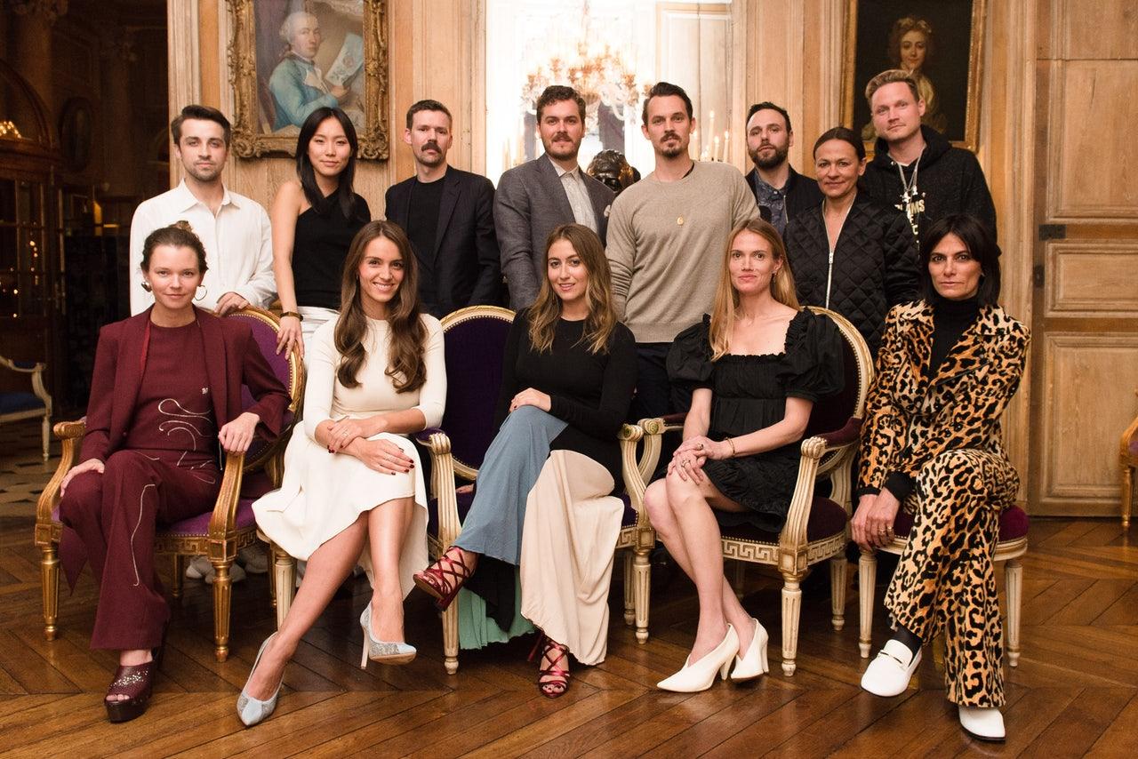 Vogue.com - AMERICANS IN PARISread more