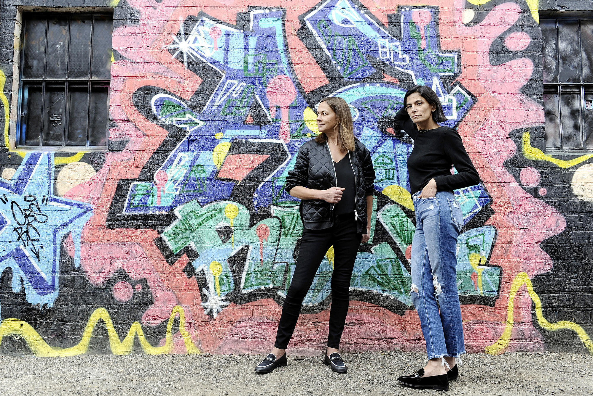 LA Times - Women In Fashionphoto: Mariah Taugerread more