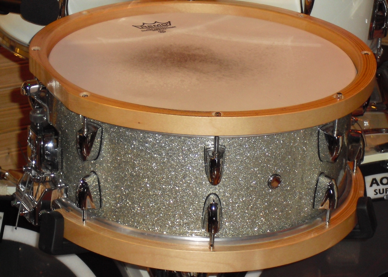 "Yamaha   ""Billy Cobham""  Maple 6x14   (2001)"