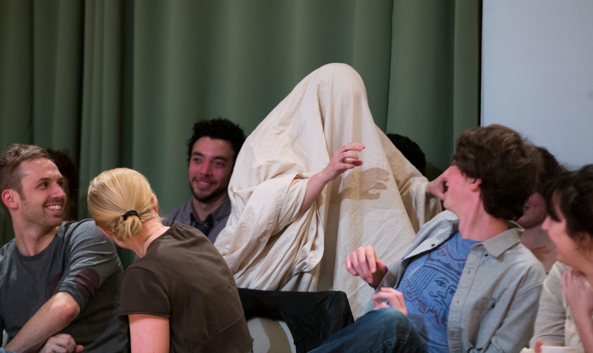 Julius Caesar, Accidental Shakespeare Company, 2014