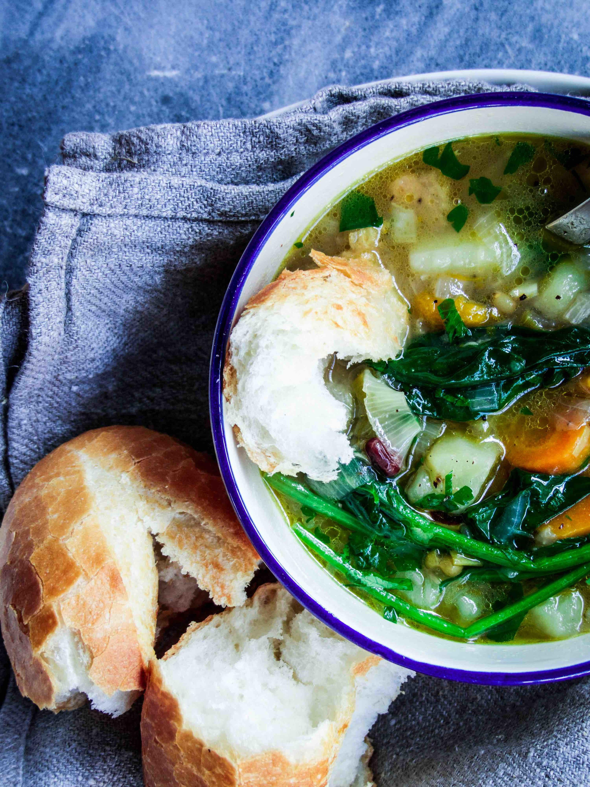 Mixed Veggies with chinese beans and barley soup-3.jpg