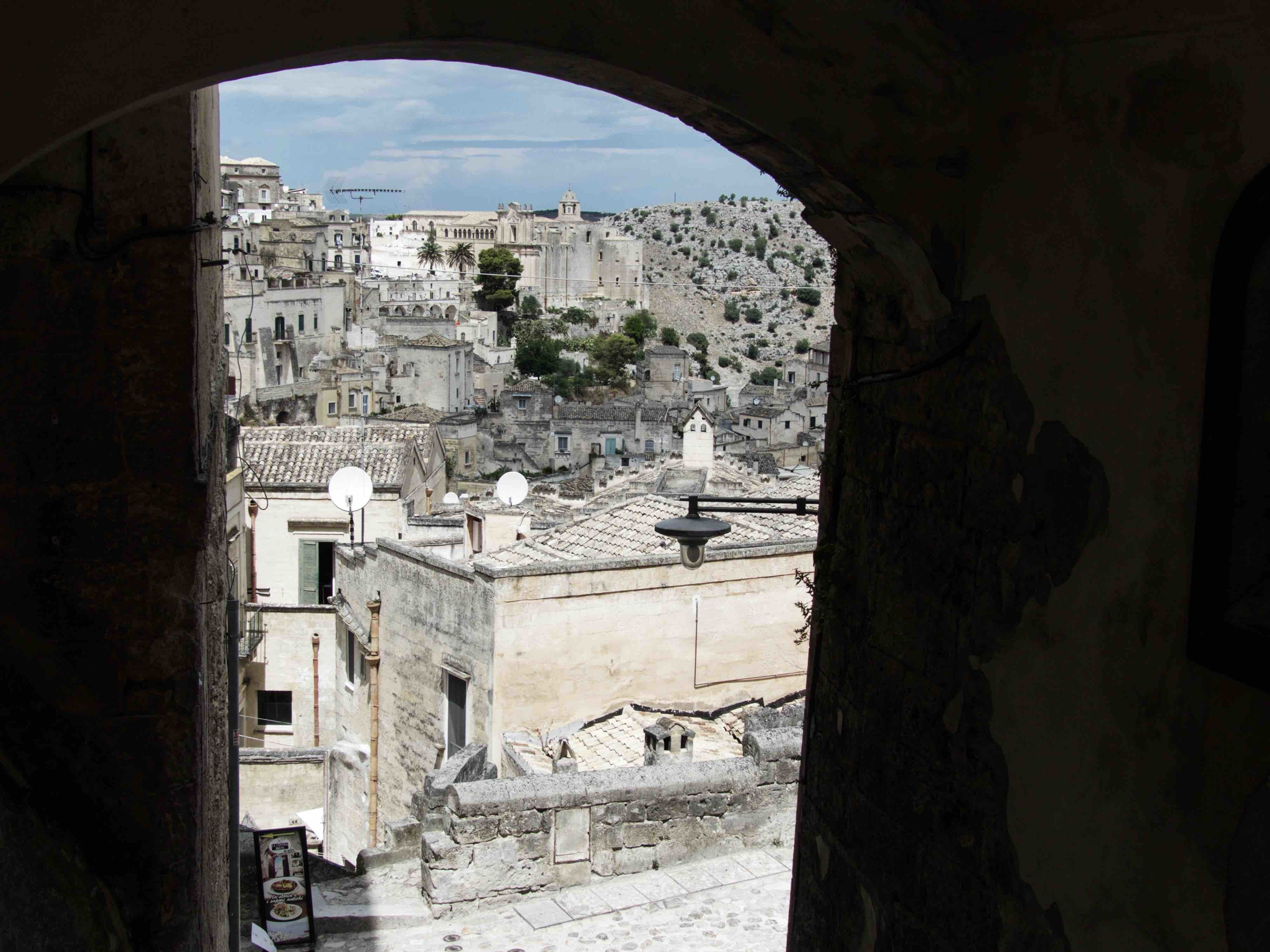 Matera  - a city that is hard to forget.