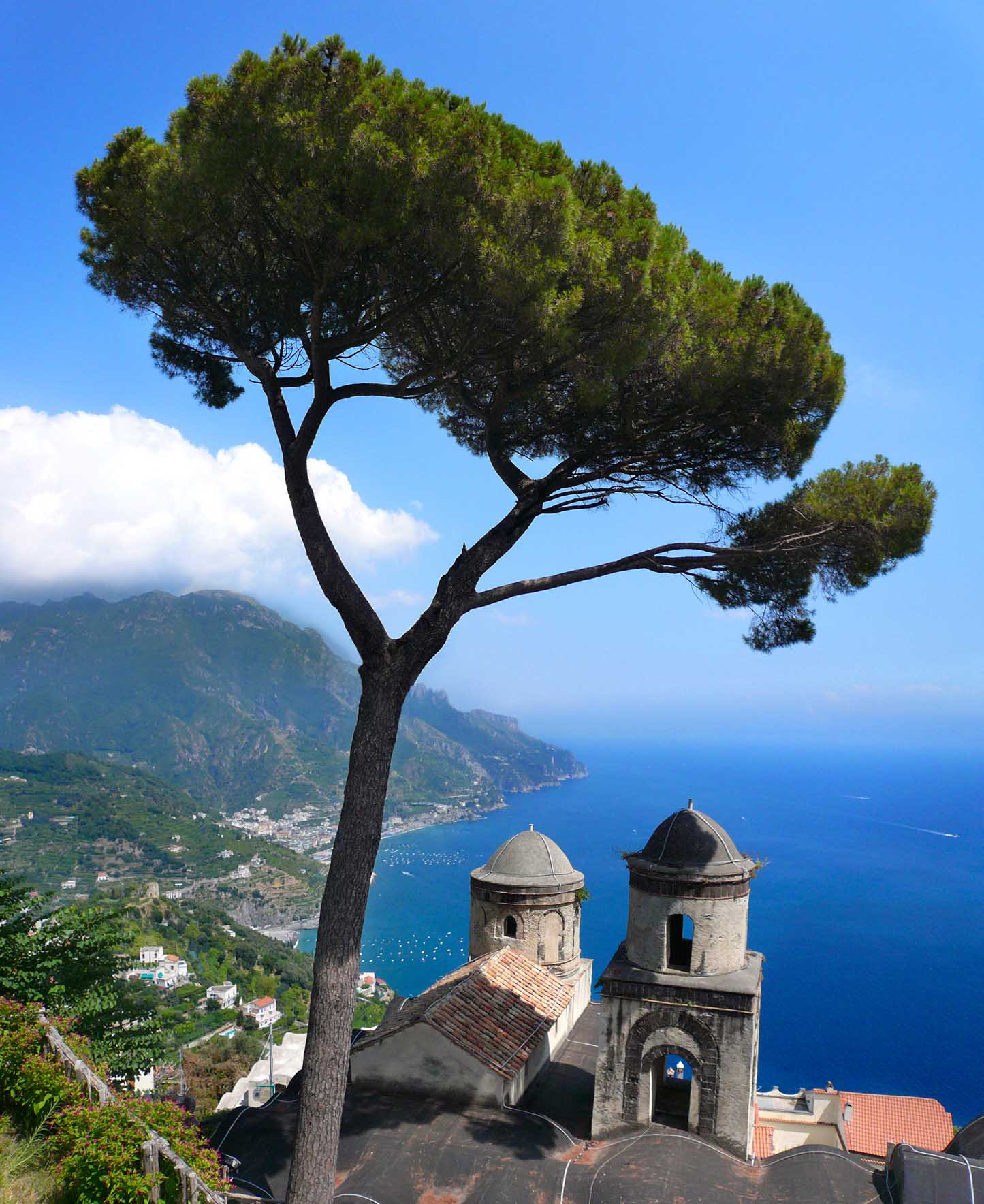 Amalfi coast, Sorrento