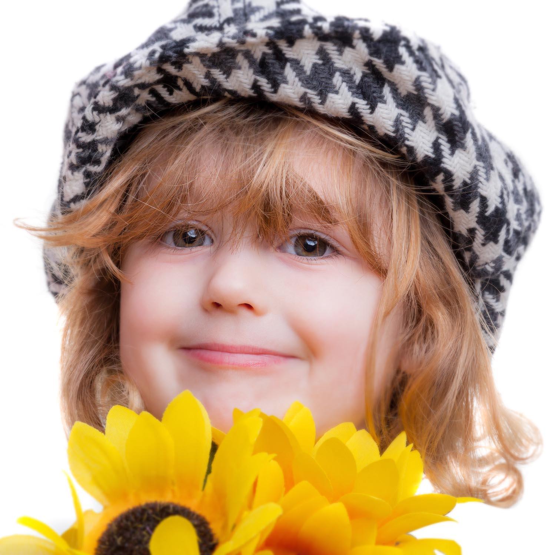 Sophia and sunflowers.jpg