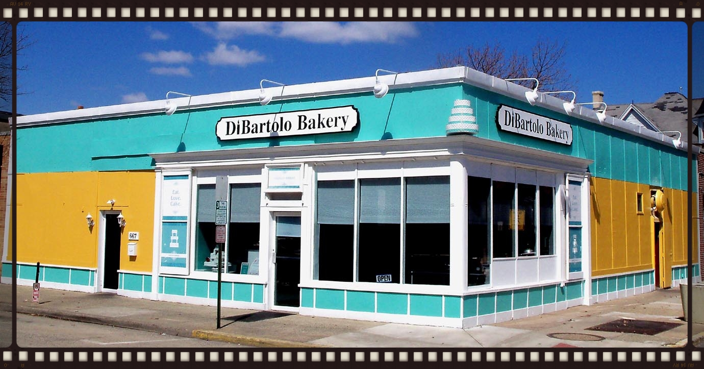 Our new bakery