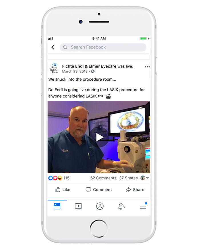 facebook live - Have a big announcement to share? Looking to do a Q&A with your fans? Facebook Live is a great way to engage with interested audiences, in real-time, especially since it notifies them as soon as you're live.