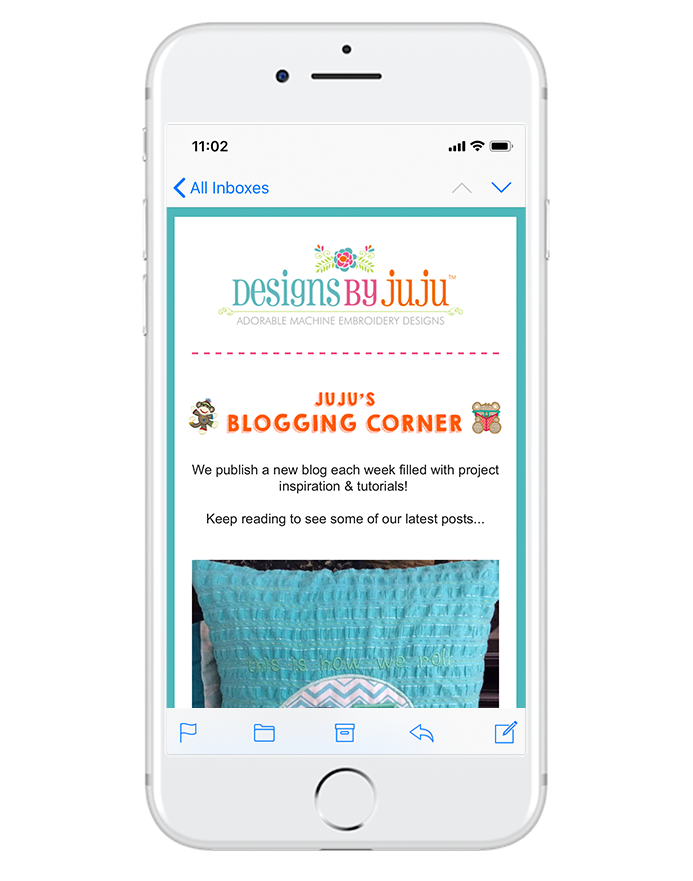 feature blogs - It's one thing to maintain a blog; it's another to make sure people see it! Sending out weekly or monthly emails linking to your latest blog posts will help drive people to your site.