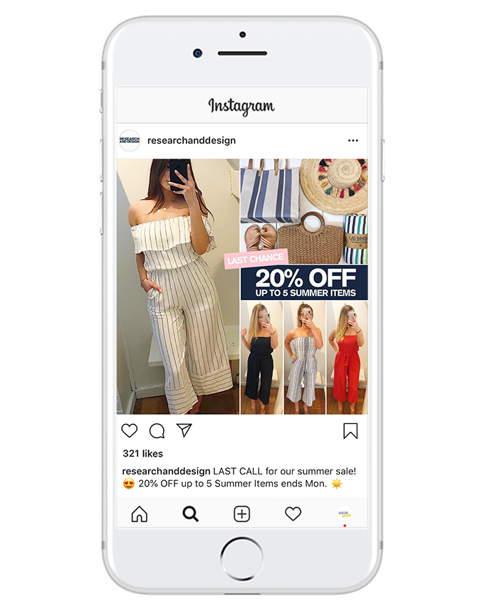 in-store sales & coupons - You don't have to be an online retailer to promote special deals & coupons. Brick-and-Mortar stores can take advantage of GPS targeting to increase sales in-store.