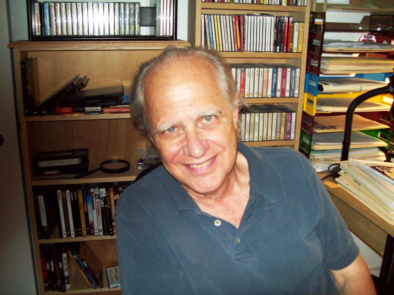 Erich Goode, profesor emérito en sociología de la Universidad de Stony Brooke en Nueva York.