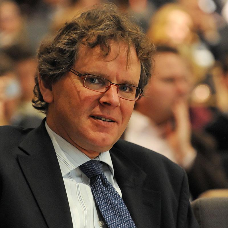 Renger Witkamp profesor de nutrición y farmacología en la Universidad de Wageningen, Holanda.