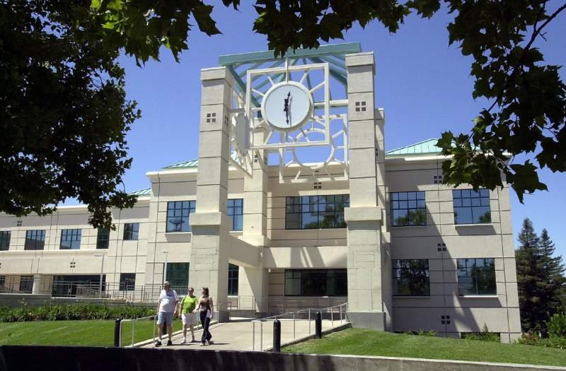 La 'Sonoma State University' en California.