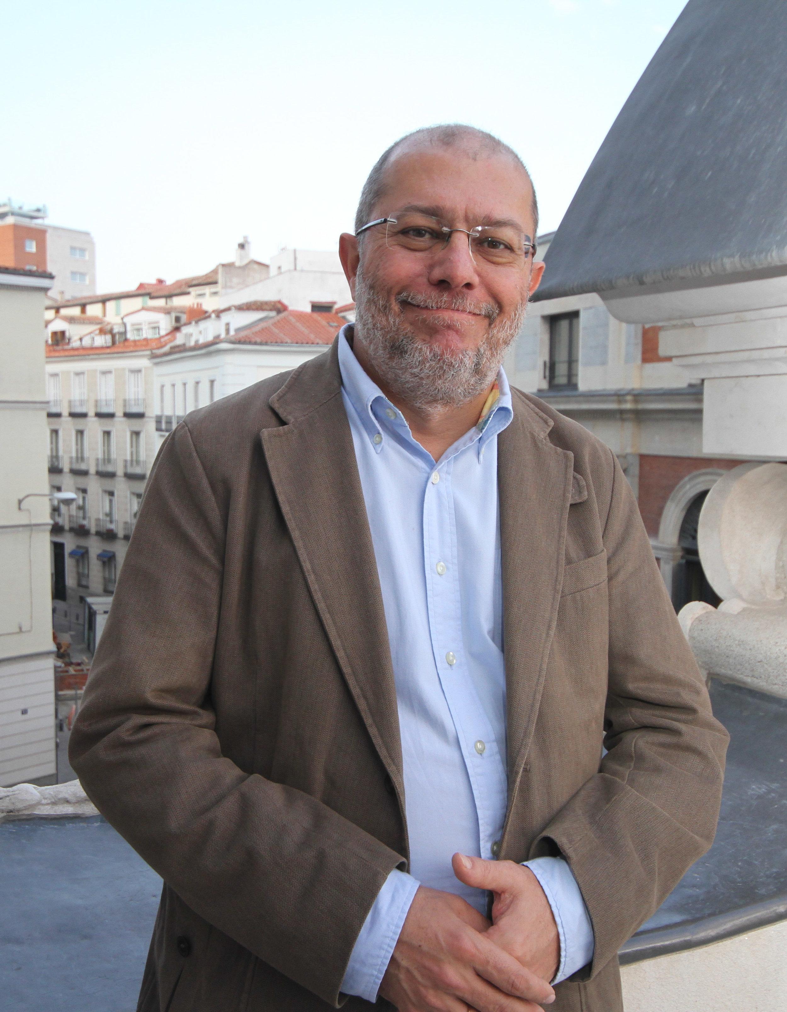 Francisco Igea Arisqueta. Médico y Diputado de Ciudadanos en el Congreso.