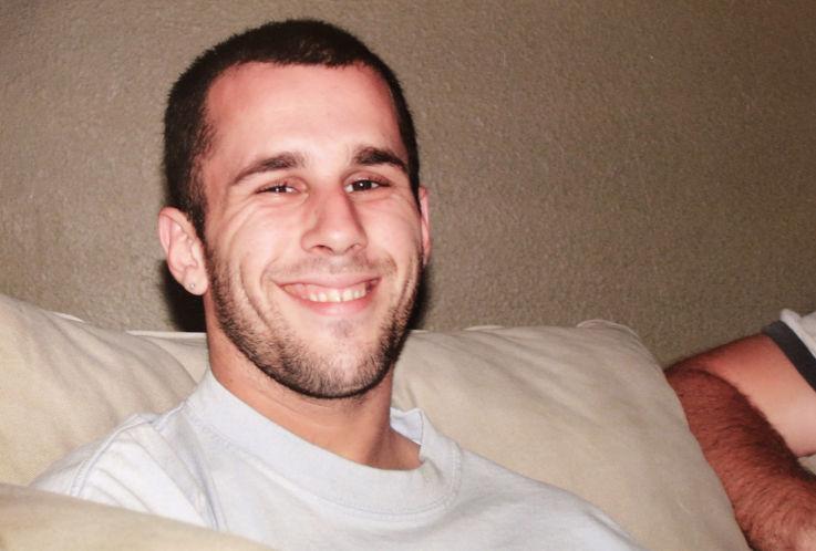 Jason Westcott, asesinado por la policía en Mayo de 2014.