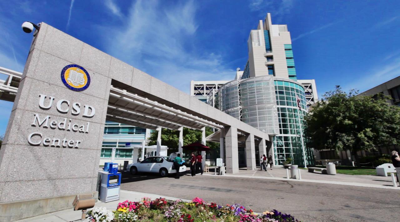 La Universidad de California en San Diego