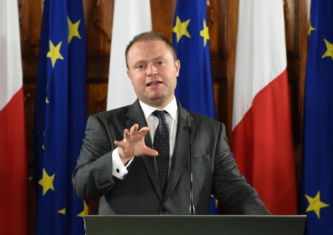 Joseph Muscat, Primer Ministro de Malta, reelegido el pasado 4 de junio de 2017.