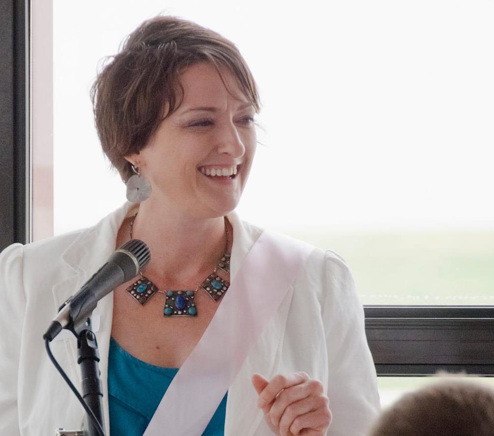 Betty Aldworth,directora ejecutiva de 'Students for Sensible Drug Policy'.