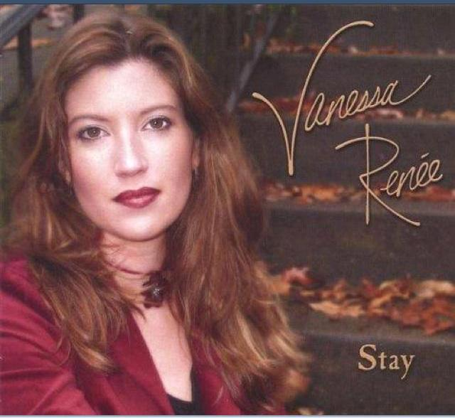 """Album Cover - """"Stay"""" - Vanessa's song """"Fall"""" became integral to Chapter 8 of my SongBook. Click on the cover to hear """"Fall""""."""