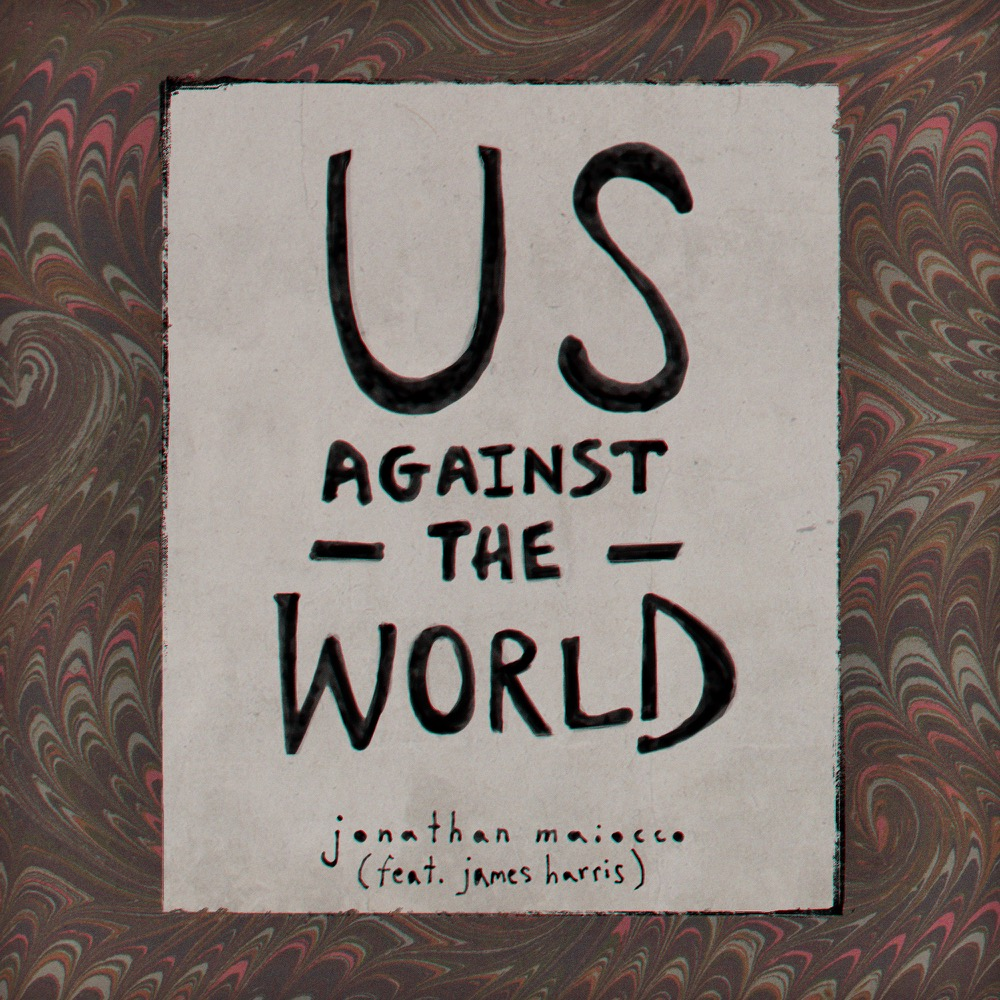 """9 of 53. Us Against the World (feat James Harris).  This song I saved for last because I had to release a song on Christmas Eve, and I don't know, this one seemed the most fitting. James Harris is one of my favorite vocalists/collaborators, so I was excited to work with him again. (He's incredibly talented, make sure you check out his music!) Fun fact, this song was featured on Spotify's """"New Music Friday"""" playlist, which was a very surreal moment for us.  Listen on  Spotify ,  Apple Music ,  YouTube ,  etc ."""