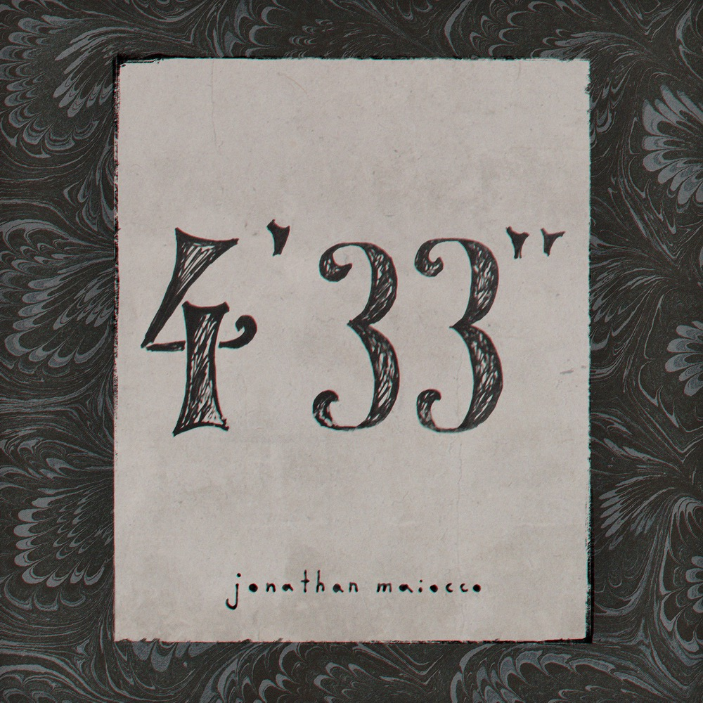 """23 of 53. 4'33''.  So this was the funniest April Fool's prank that no one got. Track 23 fell on April 1st and so I decided to cover John Cage's 4'33'', a piece in which an instrumentalist or group walks out on a stage and plays nothing for four minutes and thirty-three seconds. By this point though, I don't think anyone was listening to my music so I don't know if anyone heard it to begin with. I  did  get a frantic call from my sister who said the track was silent, to which I said, """"April Fools!"""" and then she promptly hung up. In all seriousness though, this track was a strange mental roadblock for me to get past because it felt like cheating.  But , the thing that I learned is, I make the rules for the things that I create. And that is why I had to do it in a sense. Also, it took me two times to record this lol.  Listen on  Spotify ,  Apple Music ,  YouTube ,  etc ."""