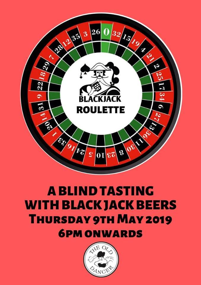 Blackjack Roulette (Blind tasting) Night  -