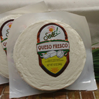 Queso Fresco  USA - Wisconsin