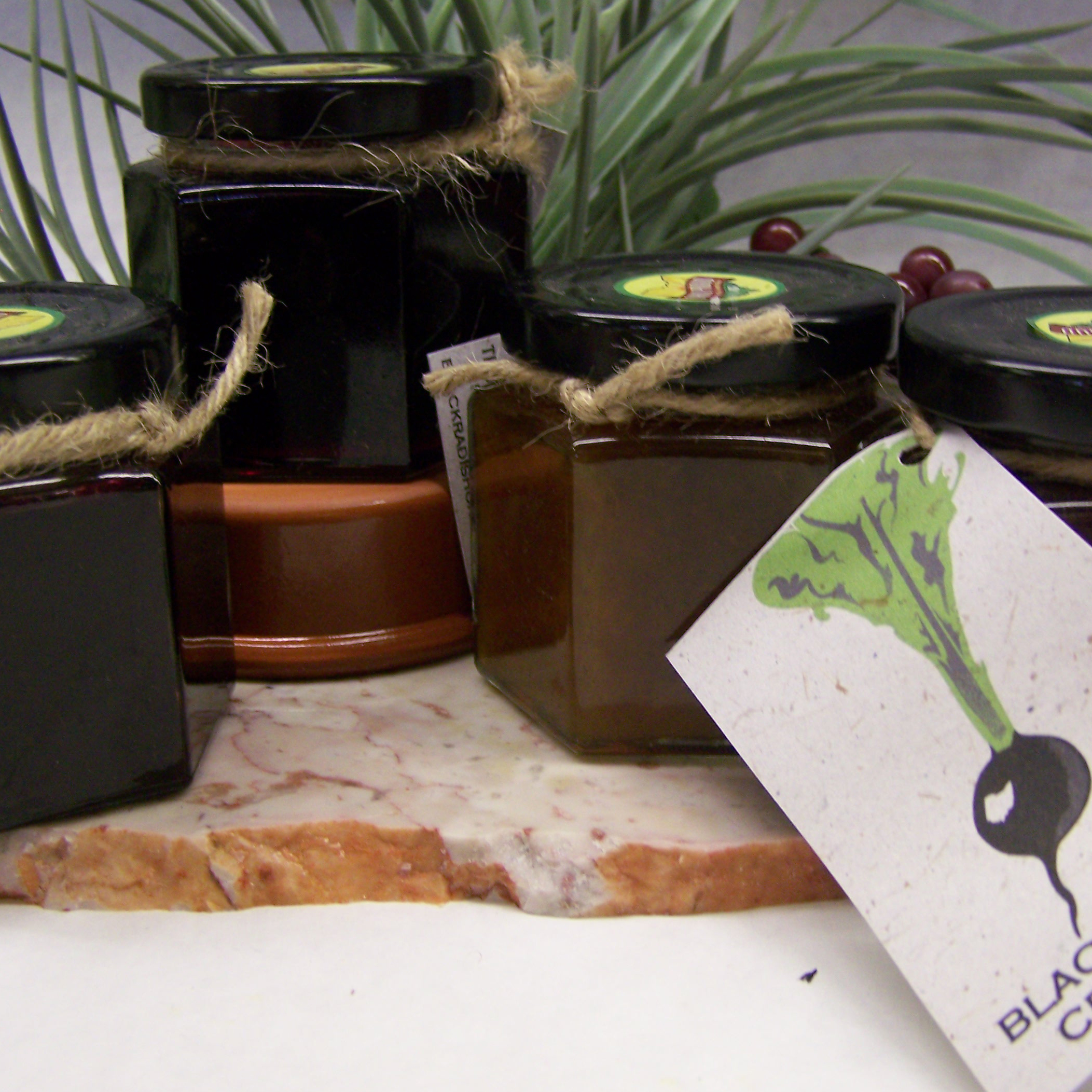 Black Radish Creamery Preserves - assorted 4 oz jar