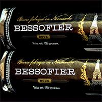Bessofier Butter 8.8 oz roll France,AOC