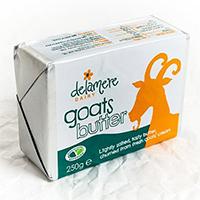 Delamere Goat Butter 8.8 oz block UK