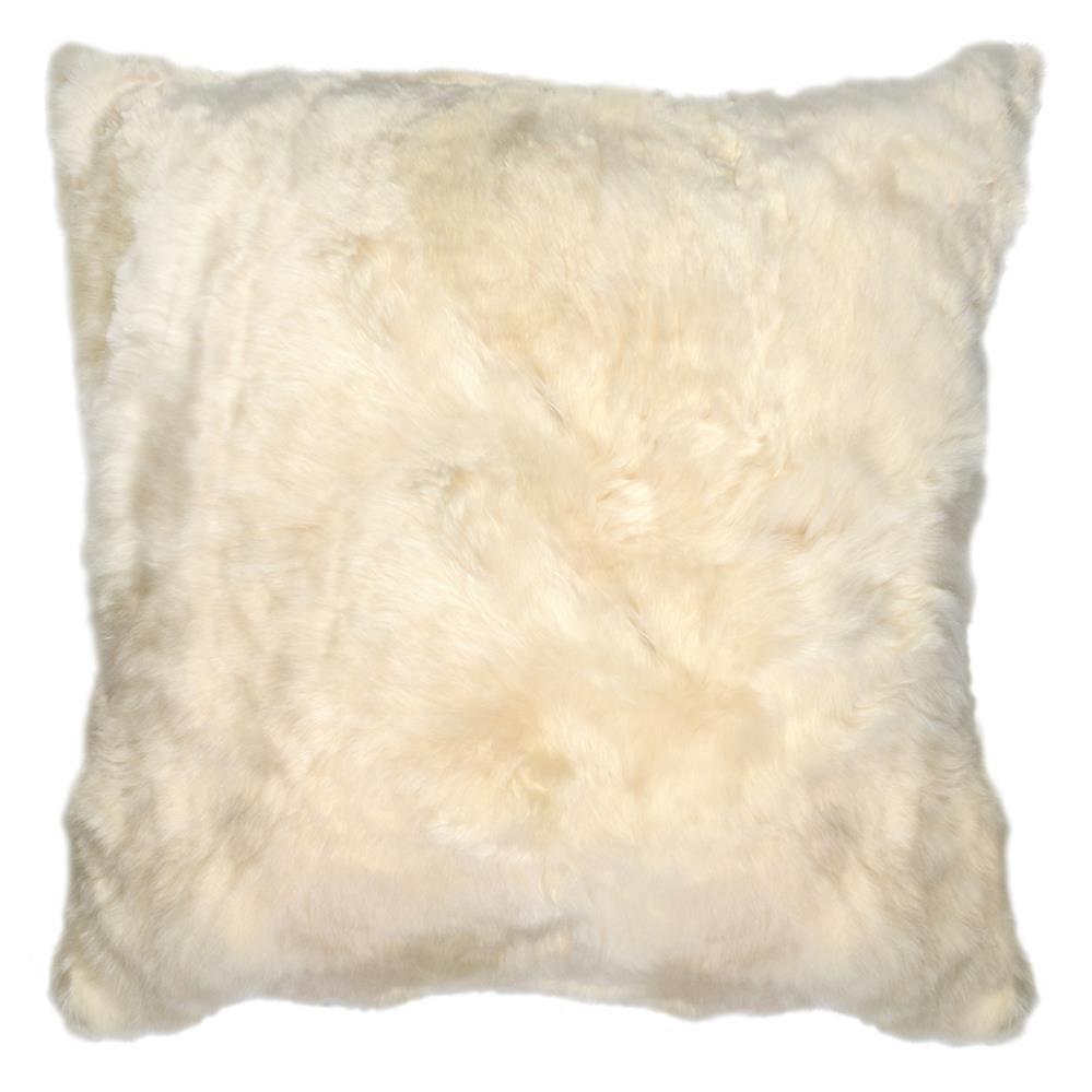 Peruvian Alpaca Fur Pillow   $215.00
