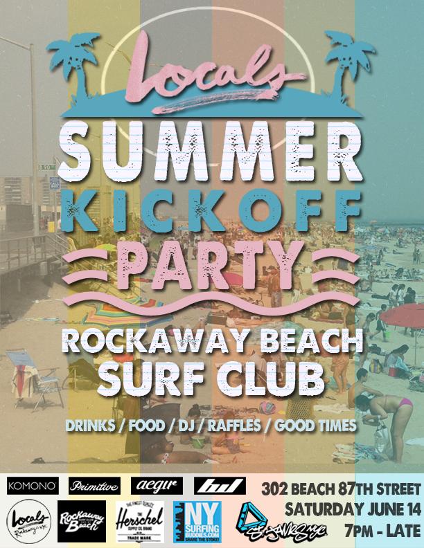 locals summer kick off party 2014