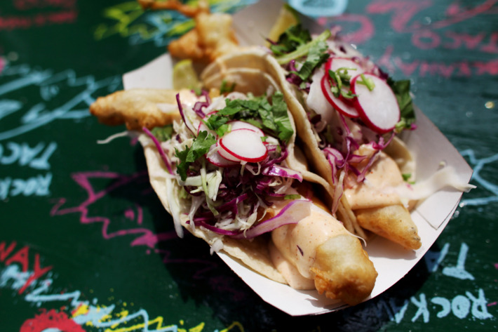 The Ultimate Guide to Where to Eat at Rockaway Beach This Summer - Grub Street, June 2nd 2015