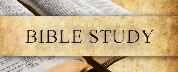 Wednesday Bible Study - Ecclesiastes
