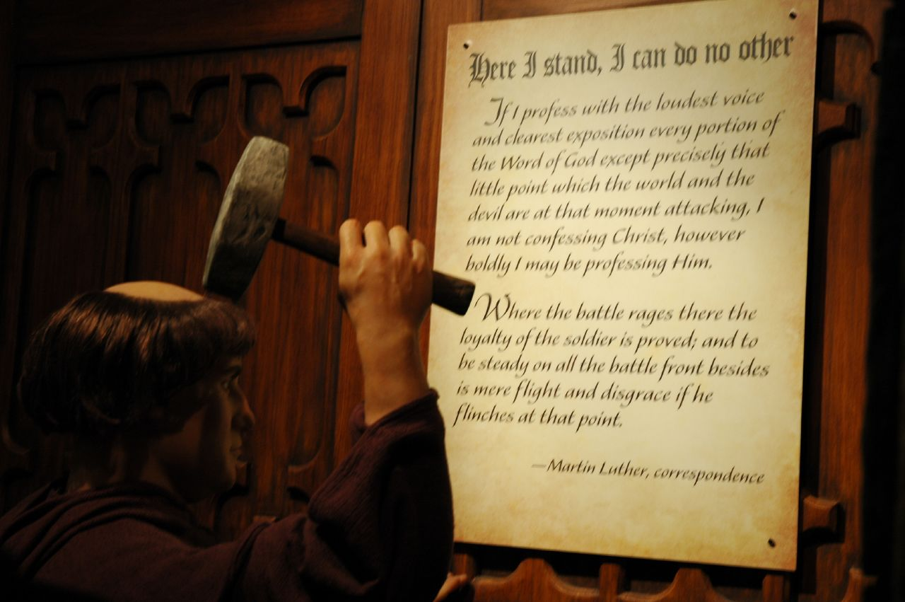 Martin Luther Sermon