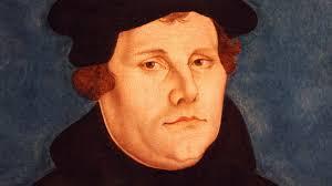 Martin Luther Sermon - Mark 8