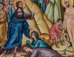 Bible study notes - Jesus raises Lazarus