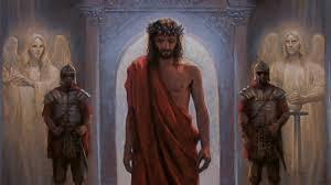 Third Midweek in Lent - Jesus Before Pilate