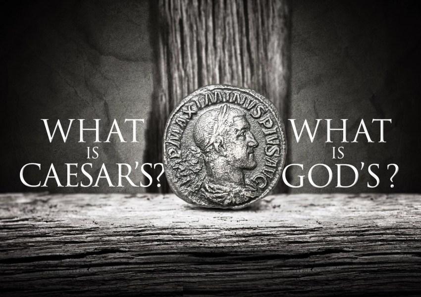 Luther Sermon on Matthew 22:15-22