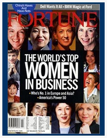 Fortune 50 Women