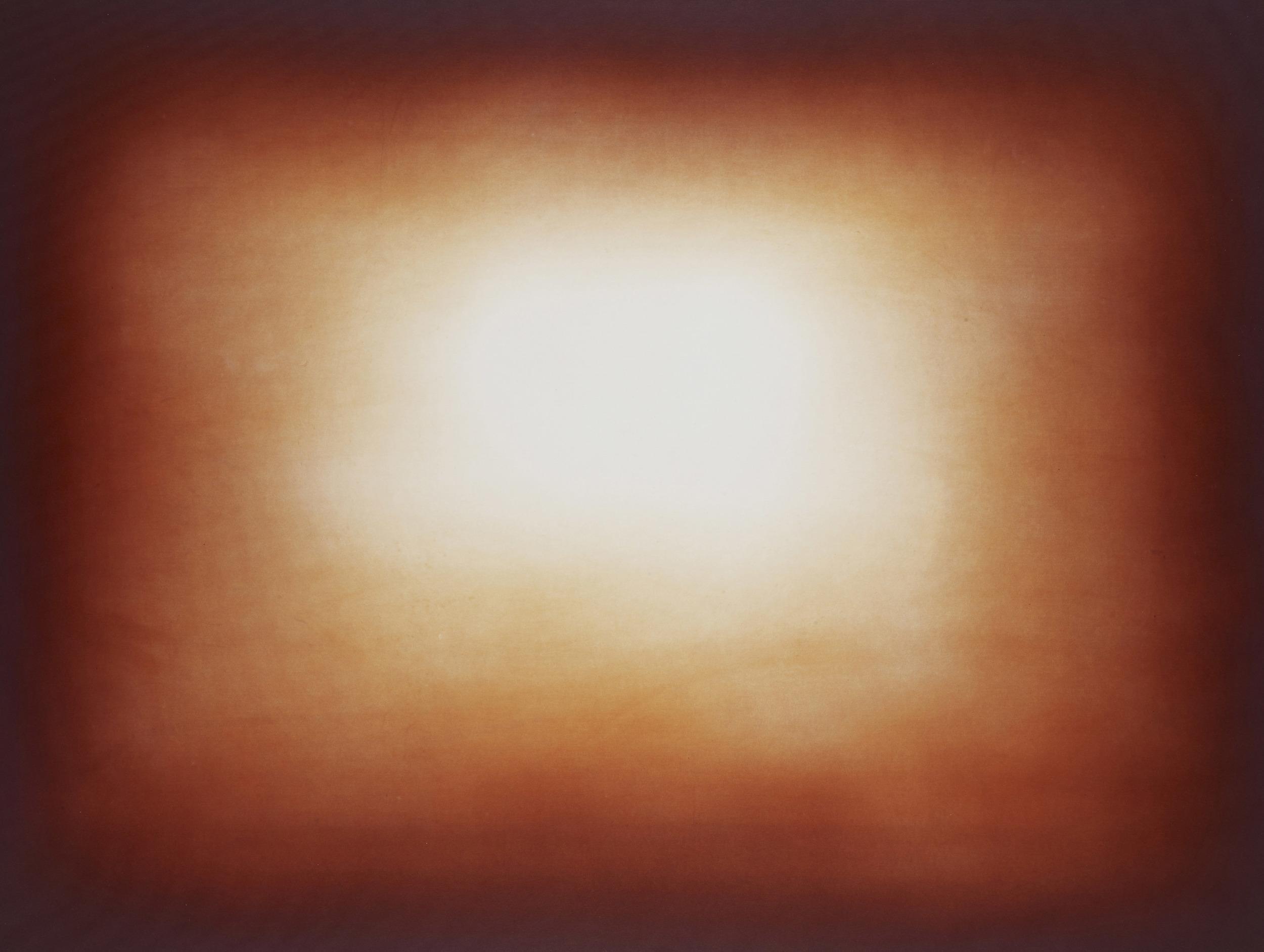 Anish Kapoor  Brown • 2011 Gravura em Metal Edição: 39 76.2 x 100 cm