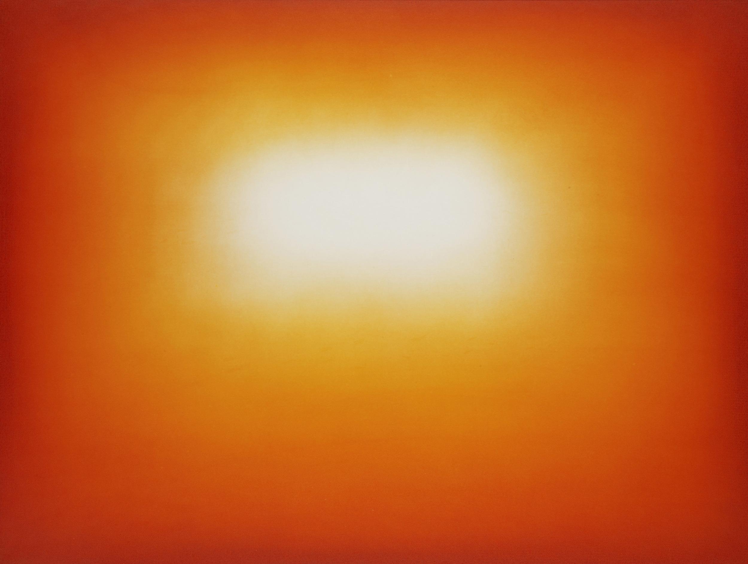 Anish Kapoor  Orange • 2011 Gravura em metal Edição: 39 76.2 x 100 cm